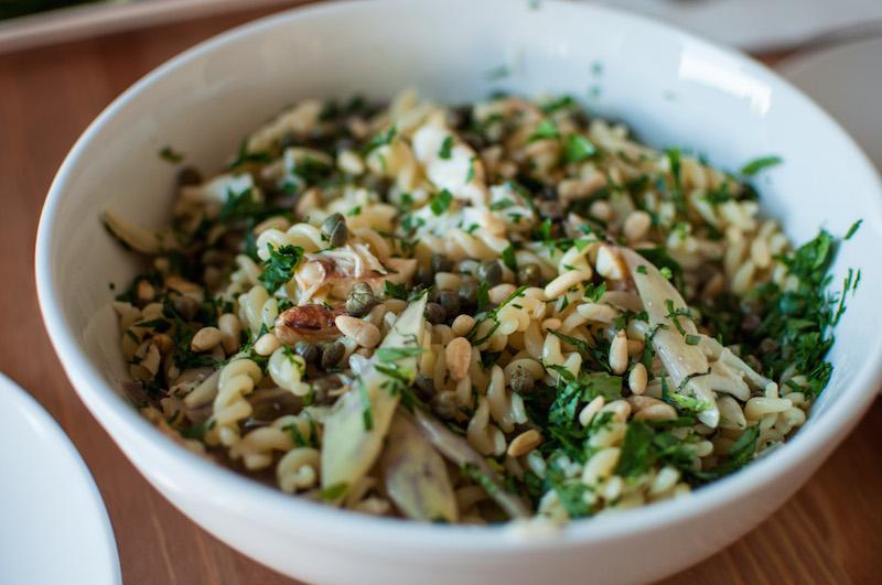 pasta salad crab 03