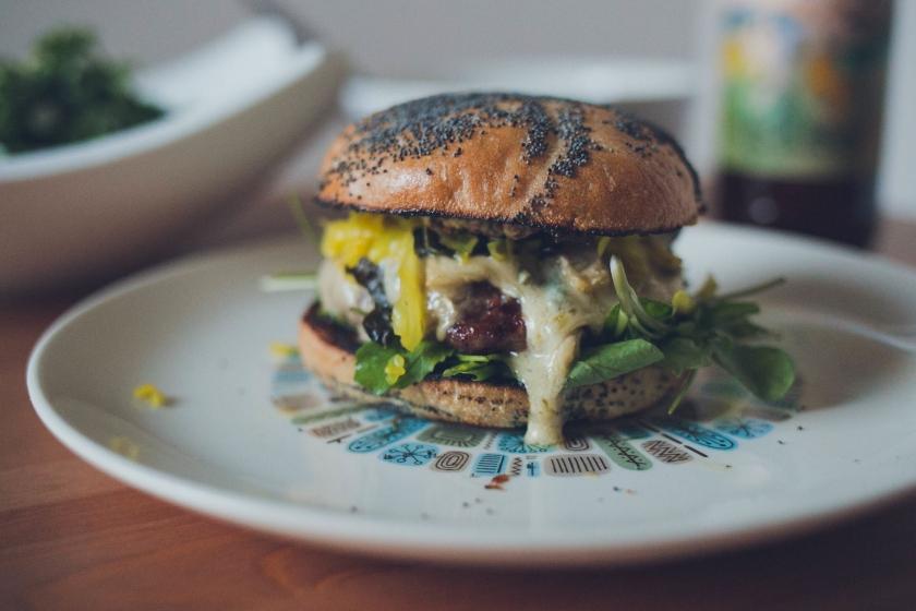 Christof Manheim Burger